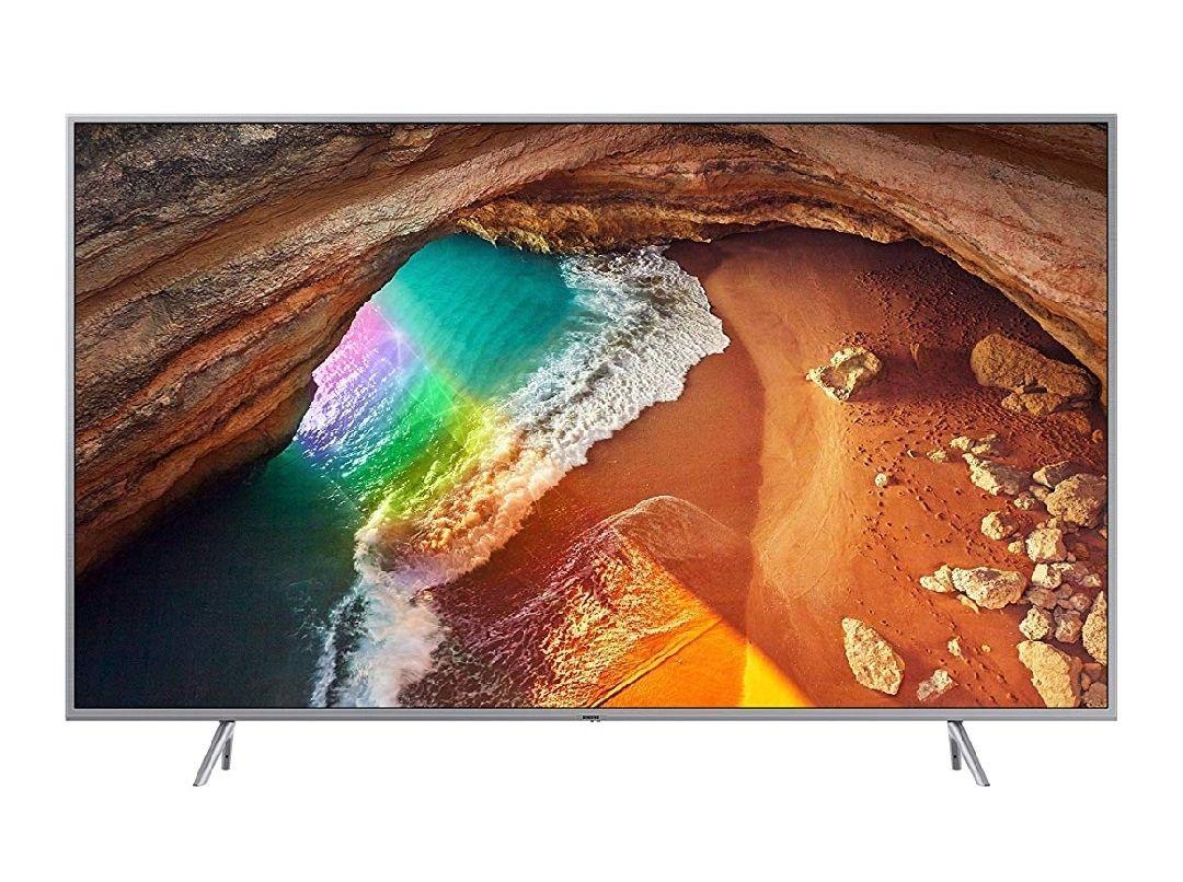 "TV 55"" Samsung QE55Q64RATXZT - 4K UHD, QLED, Smart TV"
