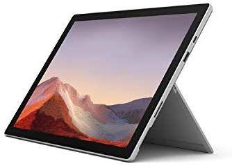 "Tablette 12.3"" Microsoft Surface Pro 7 - Intel Core i3, 4 Go de RAM, 128 Go de SSD"