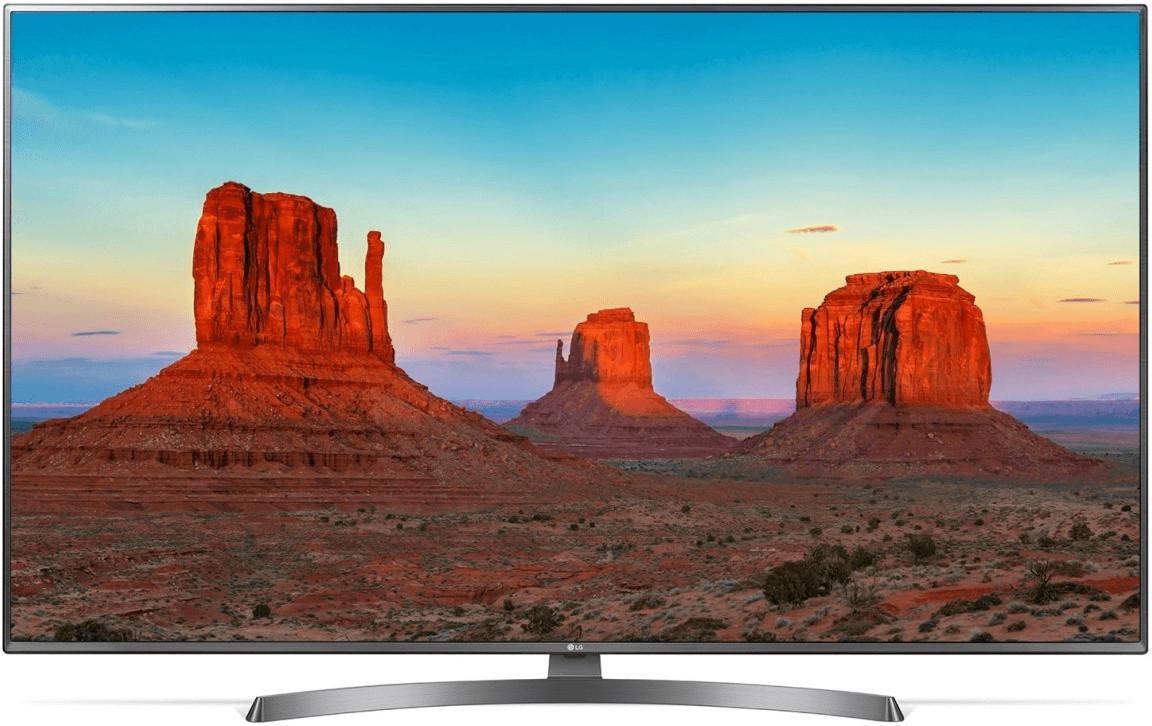 """TV 55"""" LG 55UK6750 - 4K UHD, HDR10, Edge LED, Smart TV"""
