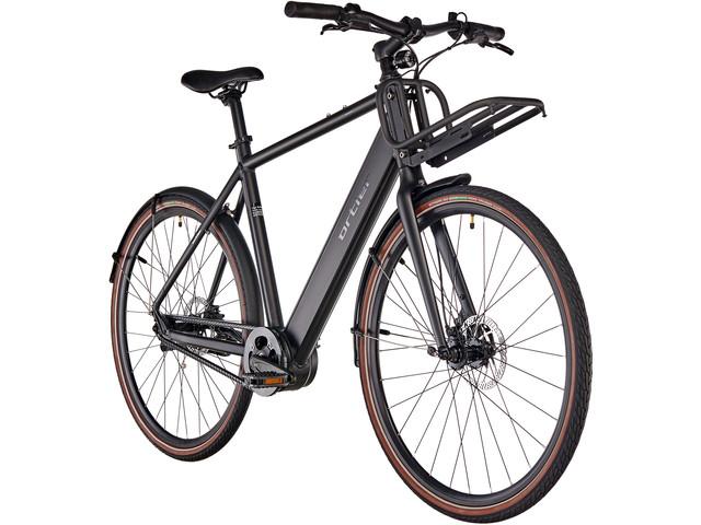 Vélo électrique Homme Ortler EC700 - Matte black