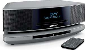 Enceinte Bose Wave SoundTouch Music System IV Argent (Frontaliers Suisse)