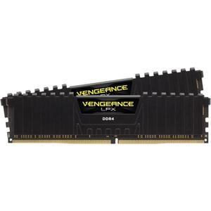 Mémoire Corsair Vengeance LPX - 16 Go (2 x 8 Go) - 3000MHz, DDR4, CAS 16 CMK16GX4M2D3000C16