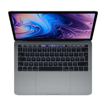 """PC portable 13.3"""" Apple MacBook Pro - Intel Core i5, Touch Bar, SSD 256Go, 8Go de RAM (Frontaliers Belgique)"""