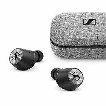 Écouteurs intra-auriculaires sans fil Sennheiser Momentum True Wireless - Bluetooth (228,75€ Via le code CYBMO1460)