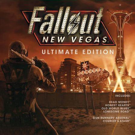 Sélection de jeux PC en promotion - Ex: Fallout New Vegas Ultimate Edition (Dématérialisé - Steam)