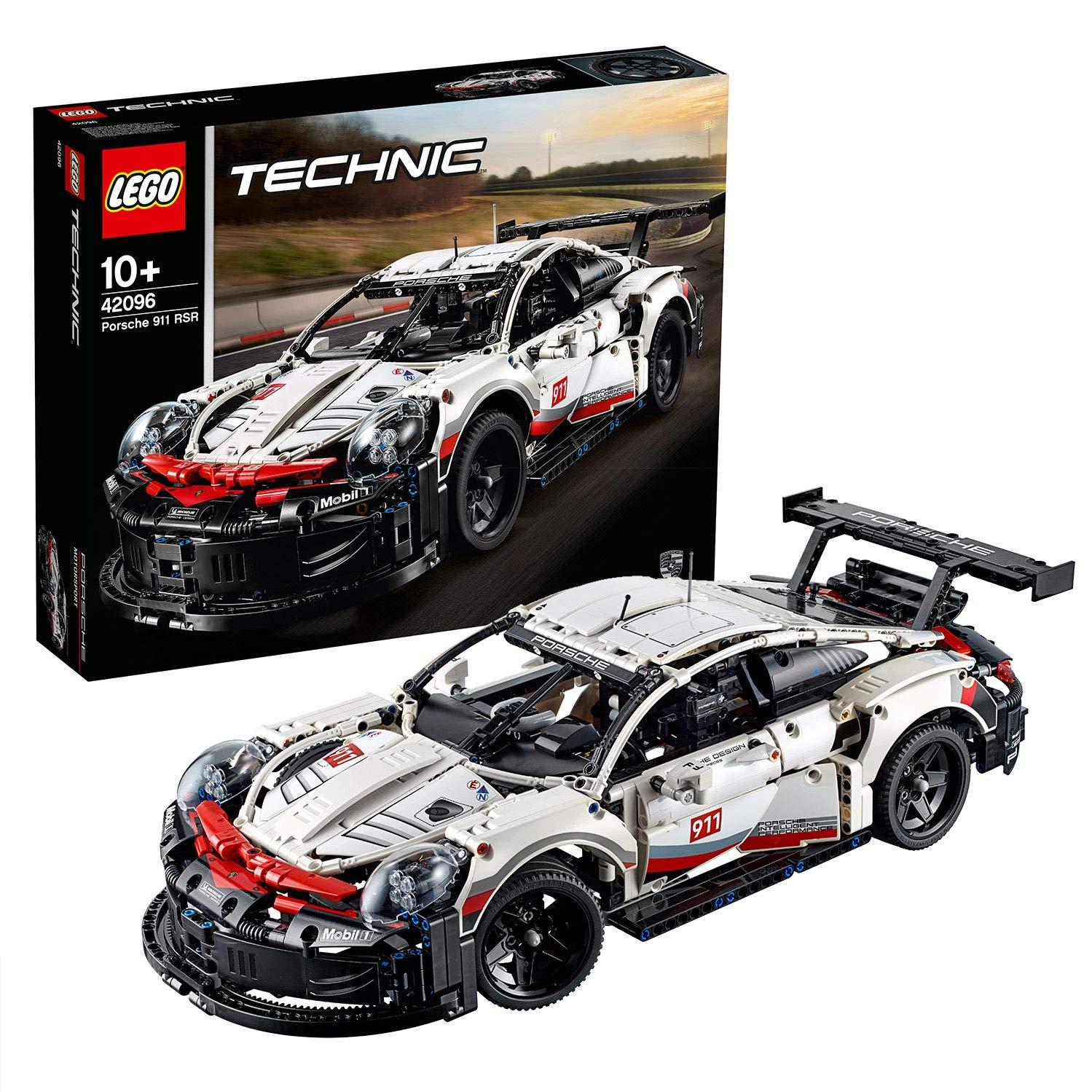 Jeu de construction Lego Technic Porsche 911 RSR (42096)