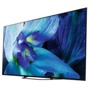 """TV 55"""" Sony KD55AG8 - OLED, 4K UHD, HDR 10/HLG, Dolby Vision, Android TV (Frontaliers Suisse)"""