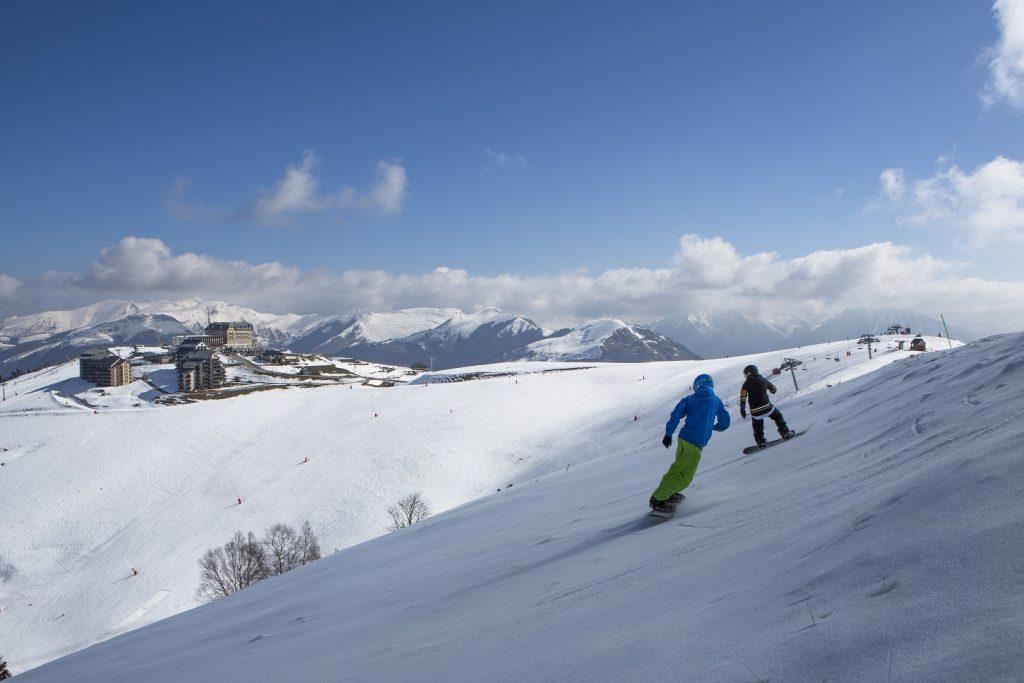 Deux jours de ski gratuit dans les stations du Mourtis et de Luchon-Superbagnères (31)