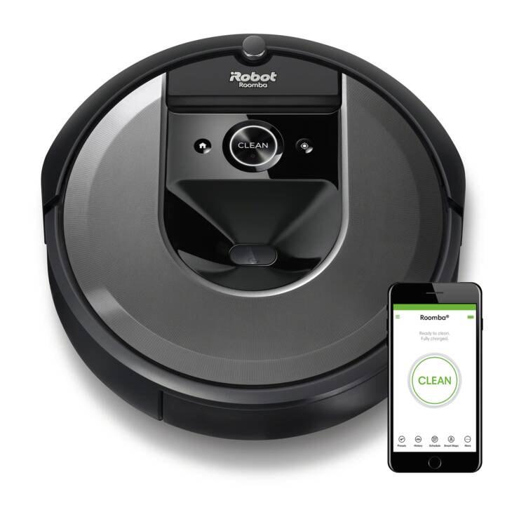Aspirateur-robot iRobot Roomba i7 (Frontalier Suisse)