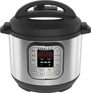Autocuiseur programmable Instant Duo V2 7-in-1 Electric Pressure Cooker - 1000 W (vendeur tiers)