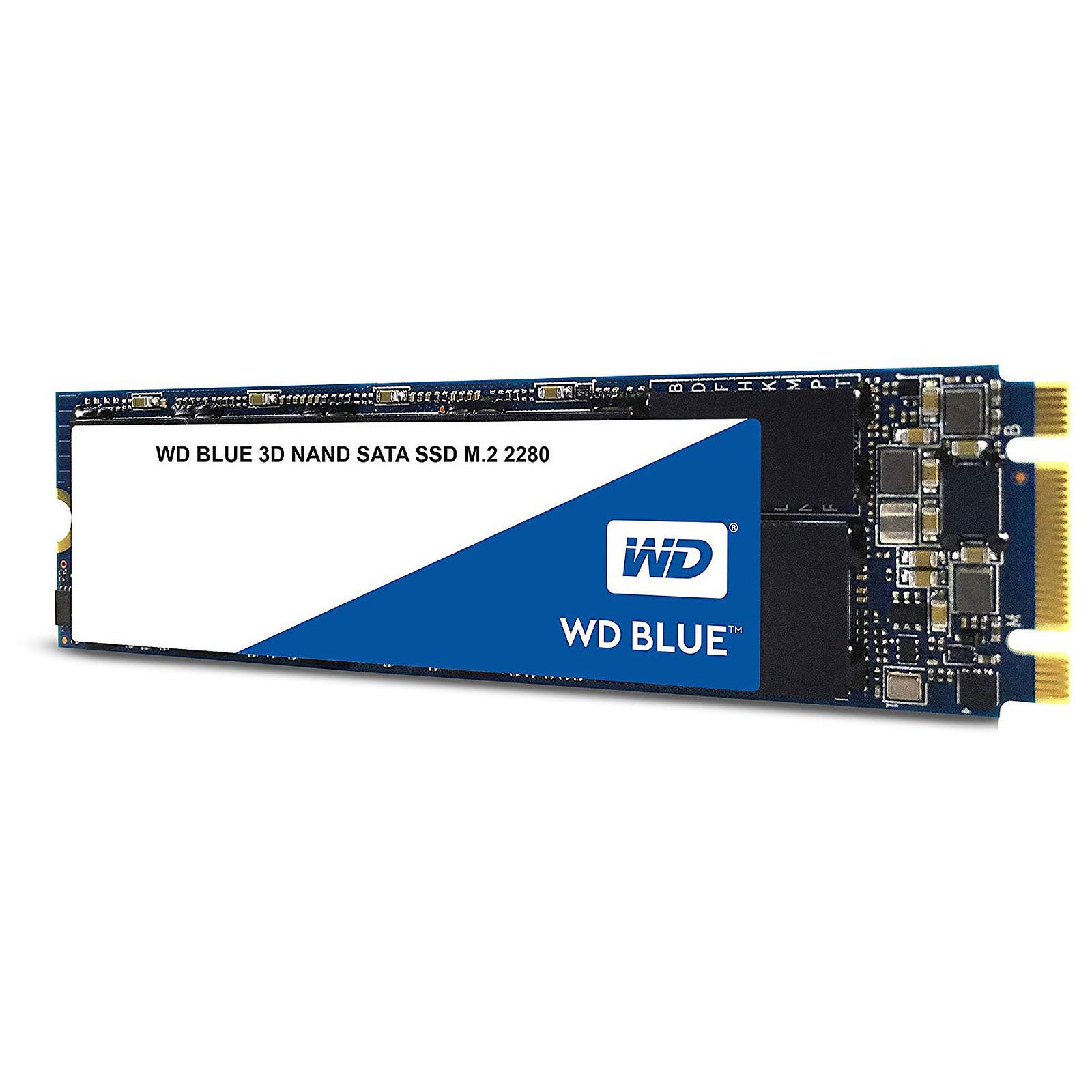 SSD interne M.2 Western Digital WD Blue 3D NAND SSD - 1 To