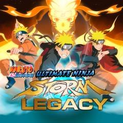 Naruto Shippuden : Ultimate Ninja Storm Legacy sur PS4 (Dématérialisé)