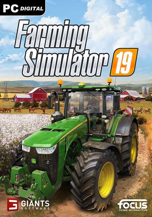 Farming Simulator 19 sur PC (Dématérialisé - Steam ou Giants)
