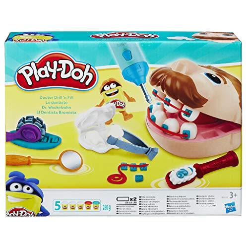 Pâte à modeler Play-Doh - Le Dentiste