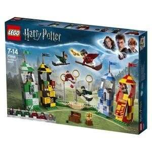 Lego Harry Potter 75956 - Le match de Quidditch