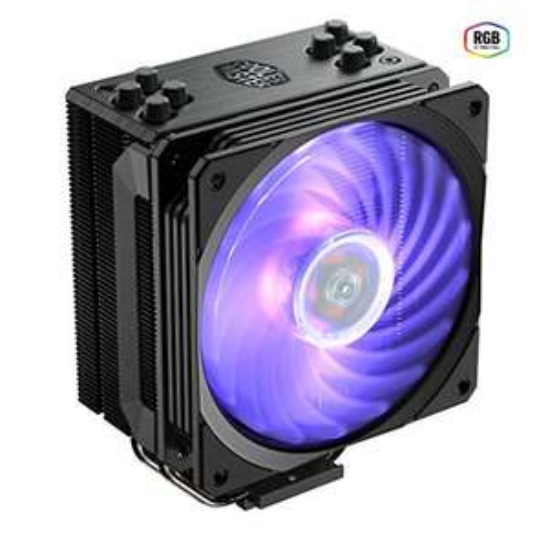 Ventirad Cooler Master - Hyper 212 rgb Black édition