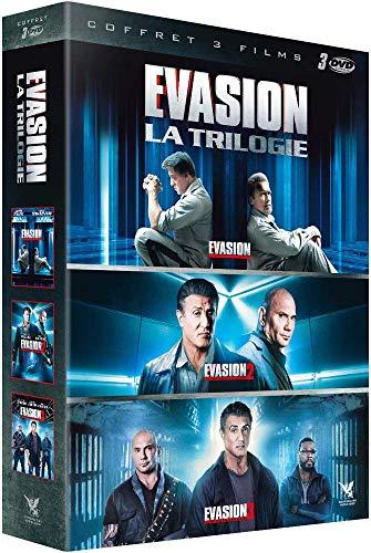 Coffret DVD Evasion - La Trilogie (1 à 3)