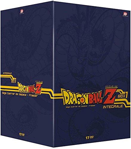 Coffret DVD Dragon Ball Z- L'Intégrale Box 1, 2 ou 3 (17 DVDs)
