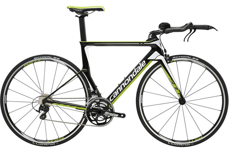 Vélo TT et Triathlon Cannondale Slice 105 + casque - 44 à 54cm
