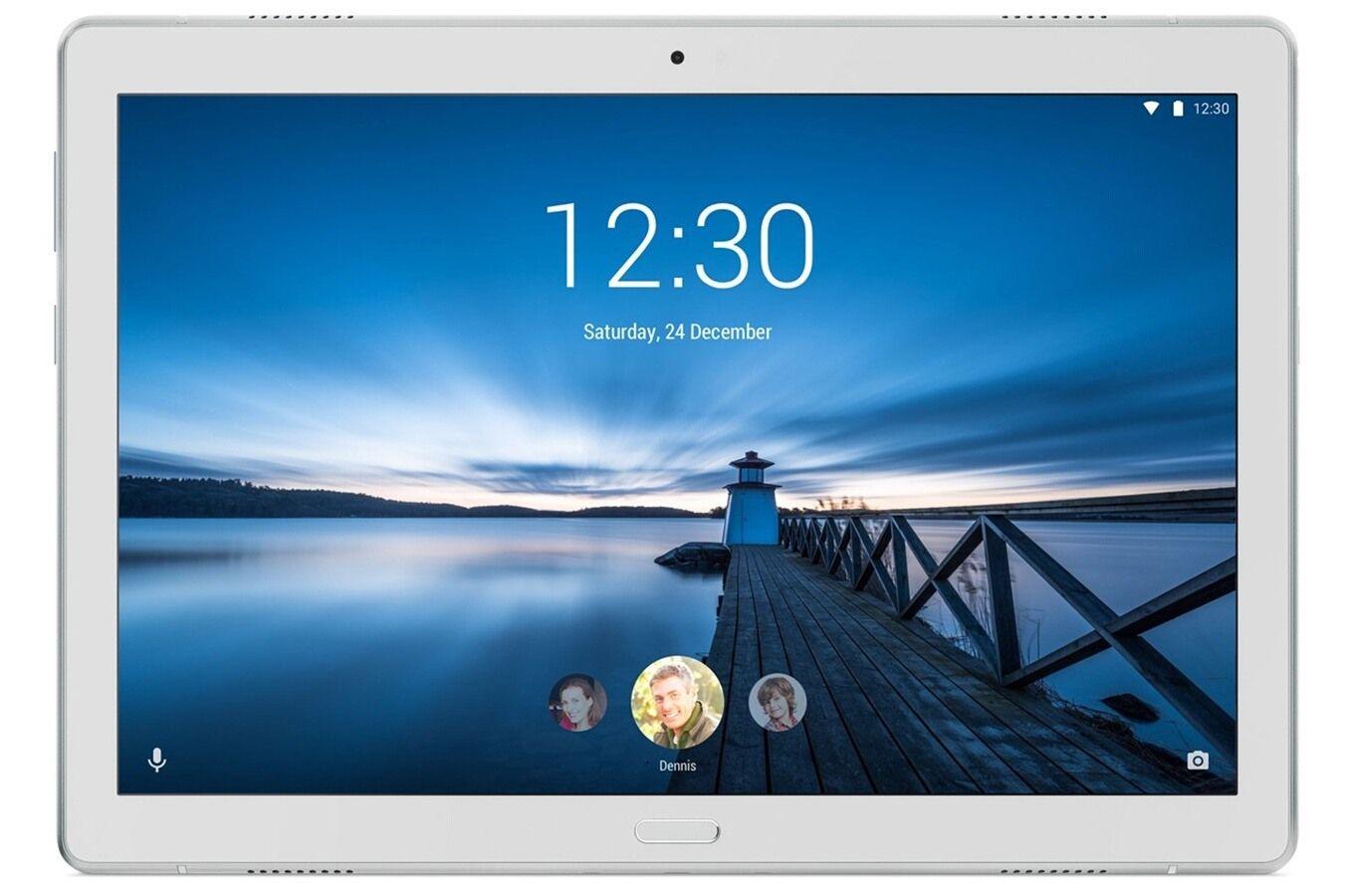 """Pack Tablette 10.3"""" Lenovo P10 - Full HD, 32 Go + MicroSD 32 Go + Cover (172.13€ avec le code CYBMO1460)"""