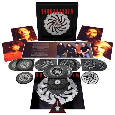 Sélection de coffrets CD & vinyles en promotion - Ex : Soundgarden Badmotorfinger - Édition Super Deluxe 25ème Anniversaire