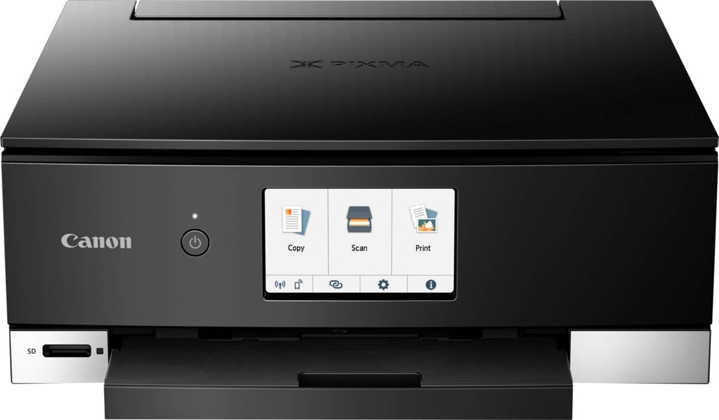 Imprimante multifonction jet d'encre Canon PIXMA TS8350 (Frontaliers Suisse)