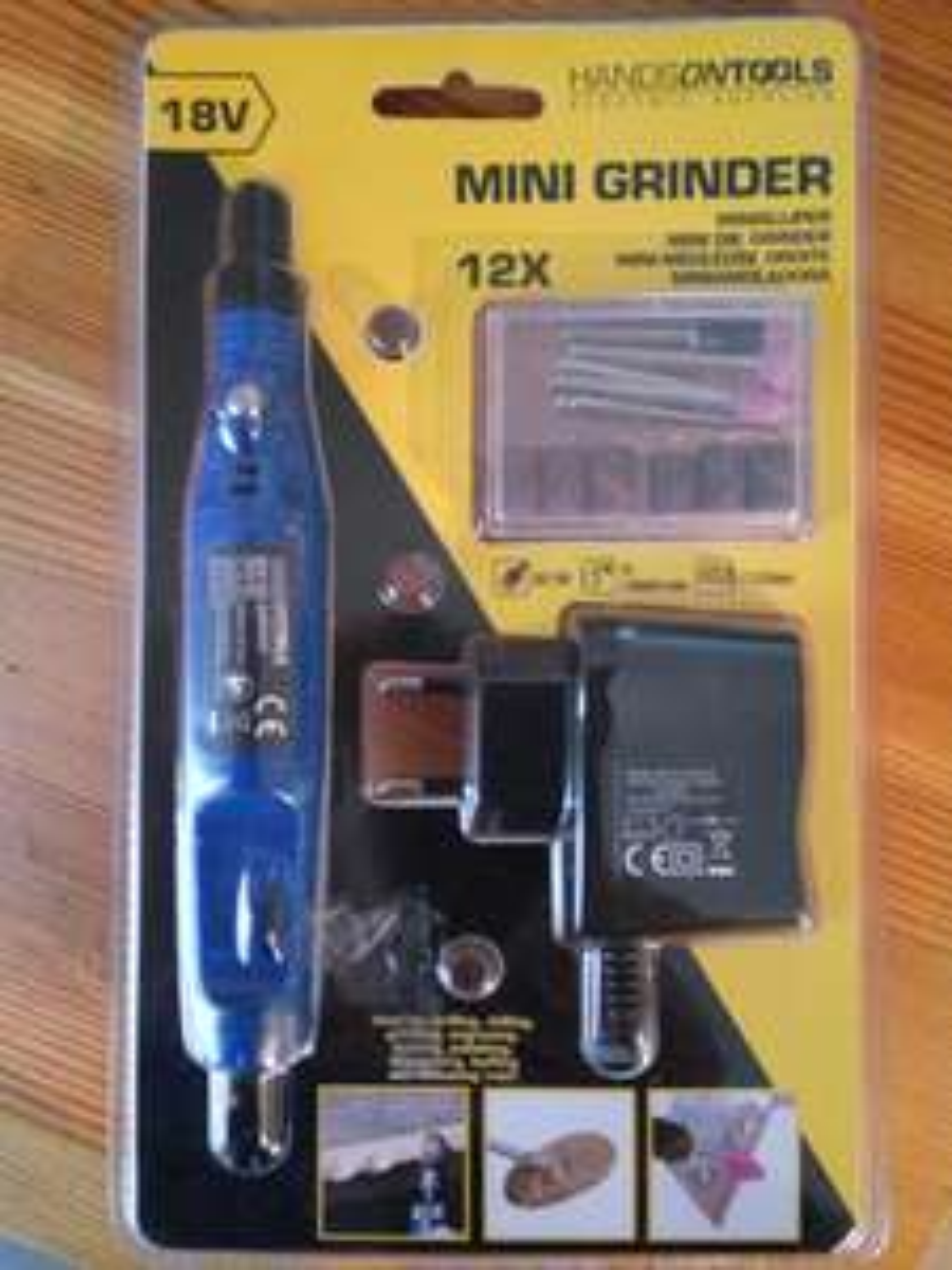 Outils Multifonctions Mini-meuleuse Handsontools
