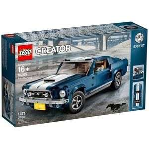 Jouet Lego Creator - Ford Mustang (10265)