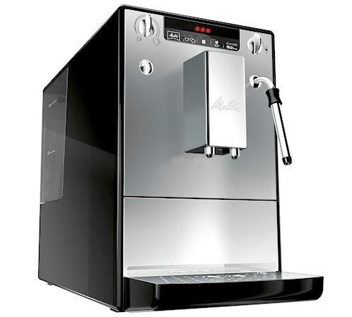 Machine à Café et Boissons Chaudes Automatique Melitta E953-102 + 4 x 250g de café