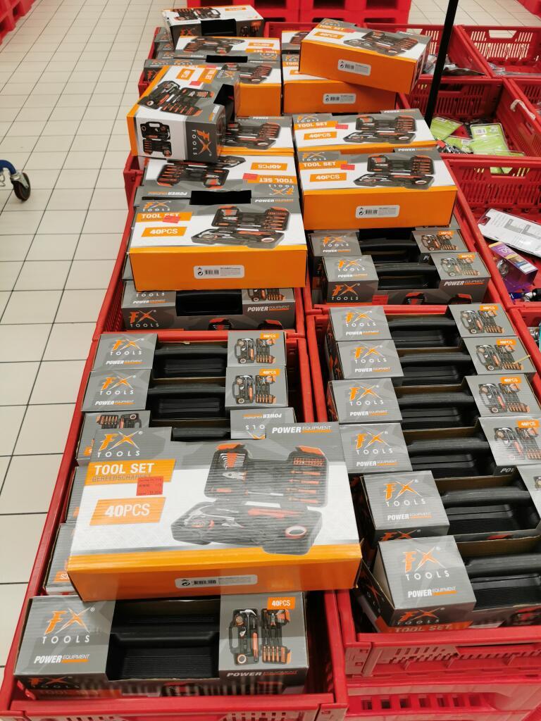 Boîte à outils de 40 pièces FX Tools - Chelles (77)