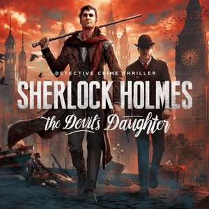 [Twitch / Amazon Prime] Sherlock Holmes: The Devil's Daughter, ToeJam & Earl: Back in the Groove!, Hover... Offerts sur PC (Dématérialisés)