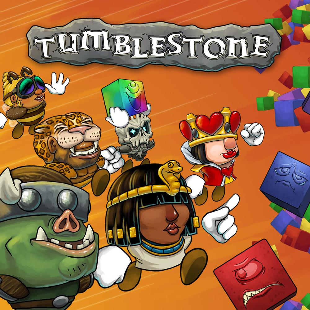 Jeux Tumblestone et Jotun Valhalla Edition sur Wii U (Dématérialisé)