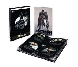 Coffret Blu-ray Batman - 8 films animés