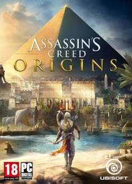 Jeu Assassin's Creed Origins sur PC (Dématérialisé - Uplay)