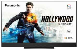 "TV OLED 65"" Panasonic TX-65GZ2000E - 4K UHD, HDR10+, Dolby Vision & Atmos, Smart TV (Via ODR de 500€)"