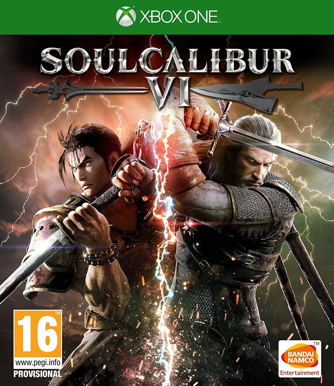 Soul Calibur VI sur Xbox One (+1,83€ en SuperPoints)