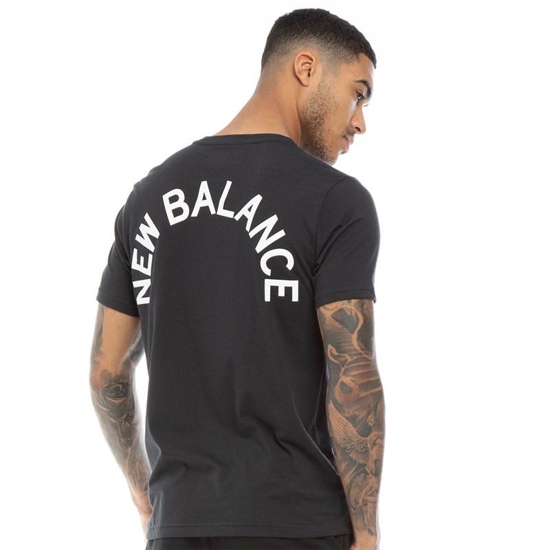 Tee-Shirt New Balance pour homme - Noir