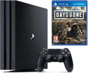 Console Sony PS4 Pro 1 To + Days Gone (Frontaliers Suisse)