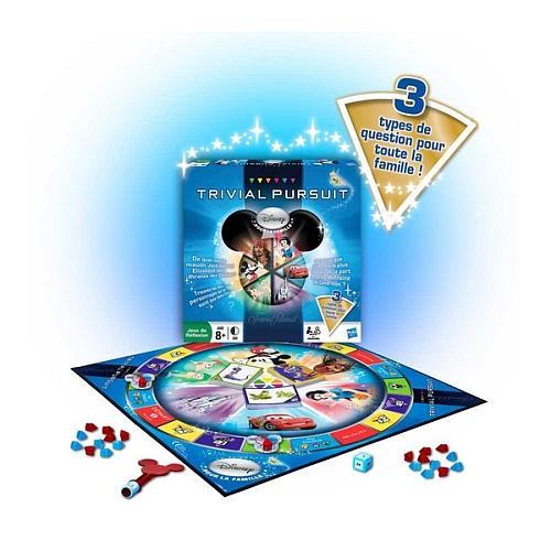 Jusqu'à 50% de réduction sur une sélection de jeux et jouets - Ex : Jeux de société Hasbro Trivial Pursuit Disney Famille