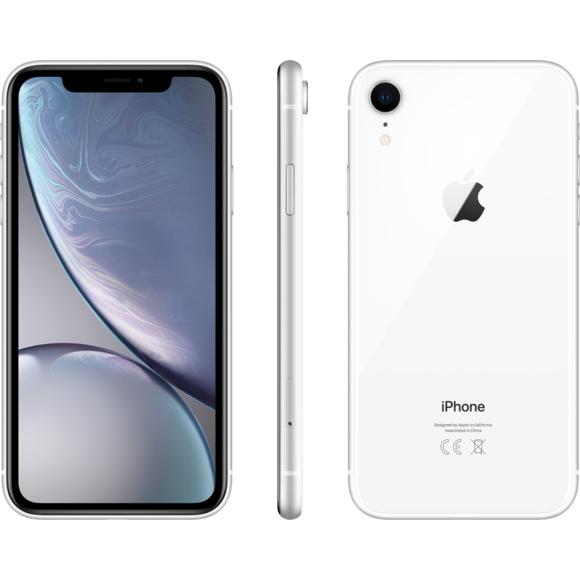 "Smartphone 6.1"" Apple iPhone Xr - full HD, A12, 3 Go de RAM, 64 Go"