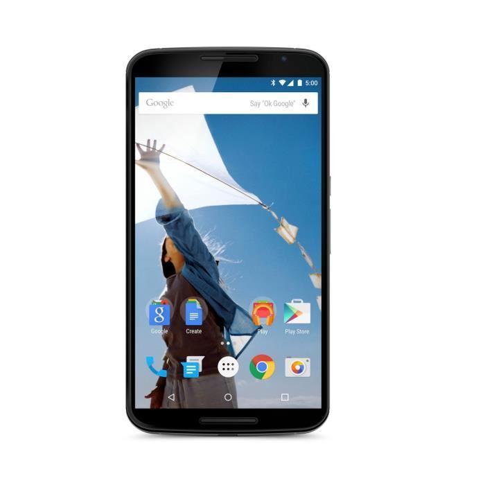 """50% offerts en 1 bon d'achat sur une sélection de smartphones, PC, appareils photo - Ex : Smartphone 6"""" Motorola Nexus 6 32 Go + 200€ en bon d'achat"""