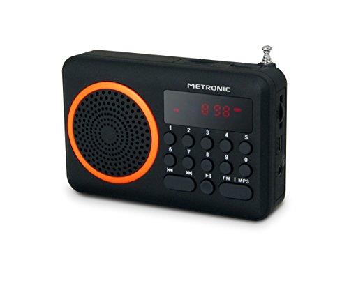 Radio portable Metronic 477204 - USB, SD
