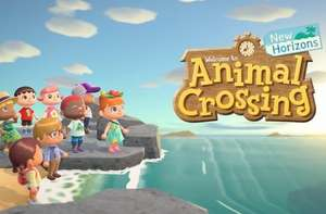 [Précommande] Animal Crossing: New Horizons sur Nintendo Switch