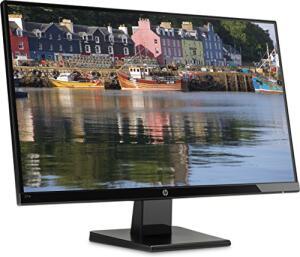 "Ecran PC 27"" HP 27w - IPS, VGA/HDMI, 1920 x 1080, 16:9, 60 Hz, 5 Ms (Via ODR 50€)"