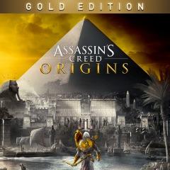 Assassin's Creed Origins Gold Edition sur PS4 (Dématérialisé - Store CA)