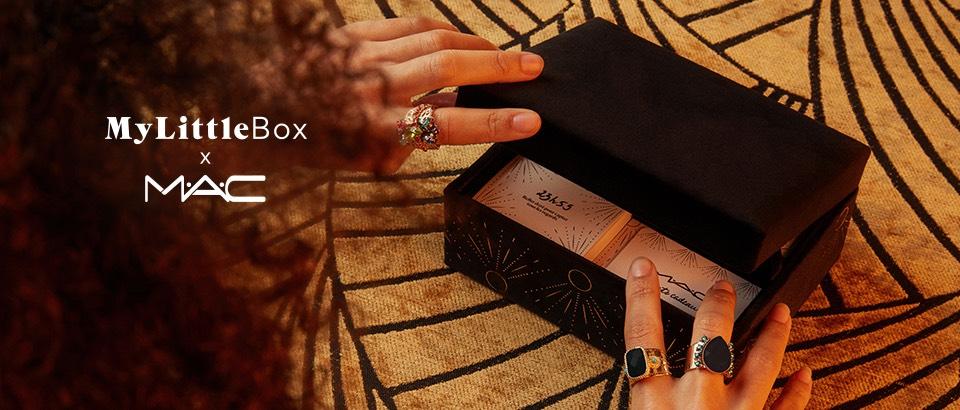 Box Maquillage MAC Cosmetics