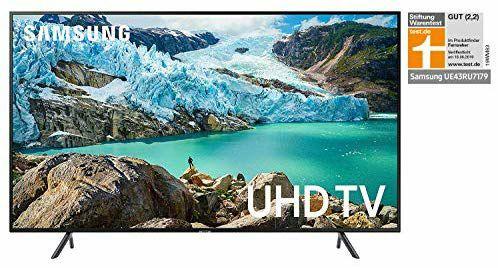 "TV 43"" Samsung RU7179 (2019) - 4K UHD HDR 10+"