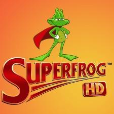 Jeu Superfrog HD gratuit sur PS Vita et compatible PS TV (Dématérialisé)