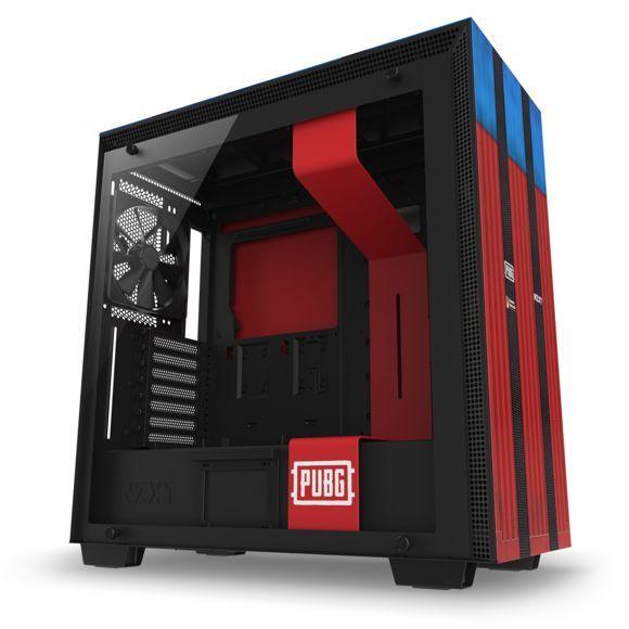 Boitier PC NZXT H700 - Edition Limitée PUBG