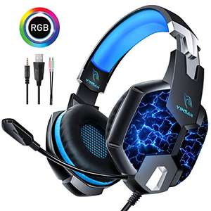 Casque gaming avec micro Yinsan (Vendeur tiers)